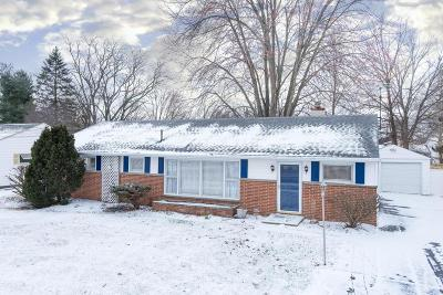 Delaware Single Family Home Contingent Finance And Inspect: 379 Pennsylvania Avenue