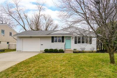 Columbus Single Family Home Contingent Finance And Inspect: 2655 Edgevale Road