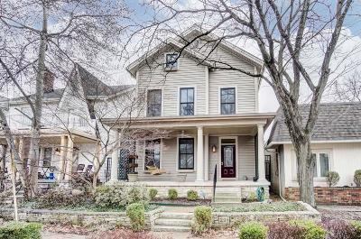 Columbus Single Family Home For Sale: 291 Siebert Street