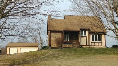 Blacklick Single Family Home For Sale: 2555 Reynoldsburg New Albany Road #R
