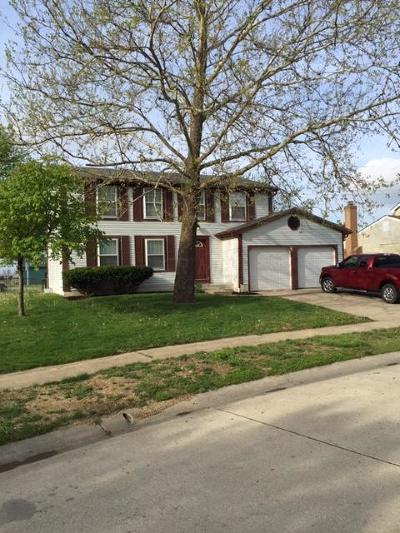 Single Family Home For Sale: 5686 Countrie Glen Drive