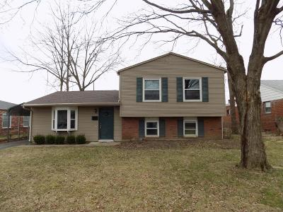 Hilliard Single Family Home Contingent Finance And Inspect: 5351 Grandon Drive