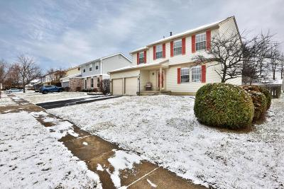 Gahanna Single Family Home Sold: 742 Old Forest Court