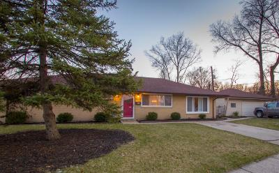 Reynoldsburg OH Single Family Home Contingent Finance And Inspect: $155,000