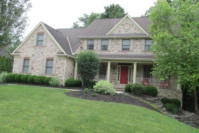Westerville Single Family Home For Sale: 6020 Highland Hills Drive