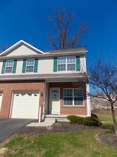 Gahanna Condo Contingent Finance And Inspect: 728 Wilke Place