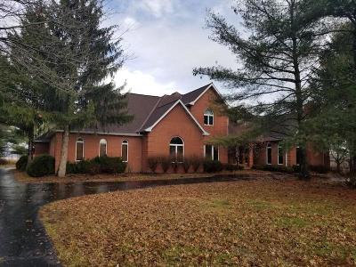 Westerville Single Family Home For Sale: 5080 Sunbury Road