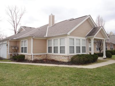 Columbus Condo Contingent Finance And Inspect: 307 Cover Place