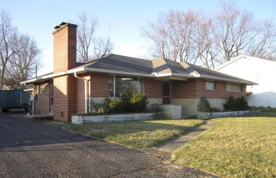 Single Family Home For Sale: 3461 Braidwood Drive