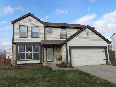 Reynoldsburg OH Single Family Home Contingent Finance And Inspect: $237,500