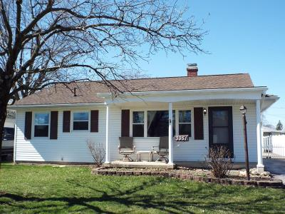 Grove City Single Family Home Contingent Finance And Inspect: 3951 Security Drive