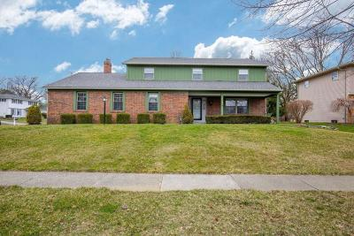 Columbus Single Family Home Contingent Finance And Inspect: 5531 Ellinger Street