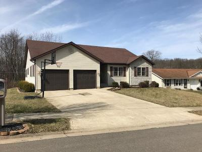 Mount Vernon OH Single Family Home For Sale: $210,000