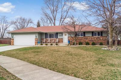 Westerville Single Family Home Contingent Finance And Inspect: 1190 Starbuck Court