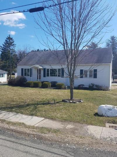 Single Family Home For Sale: 139 Edwards Road