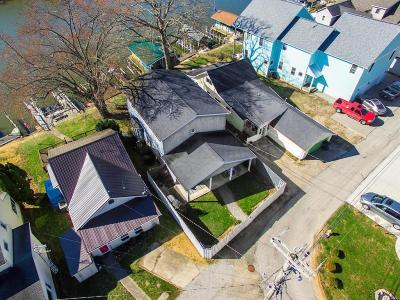 Buckeye Lake Single Family Home Contingent Finance And Inspect: 324 Cranberry Lane