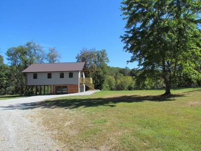 Jackson County Single Family Home For Sale: 887 Tommy Been Road