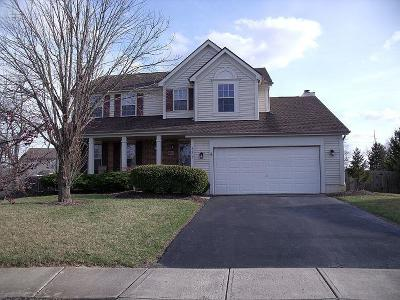 Single Family Home For Sale: 8609 Major Place