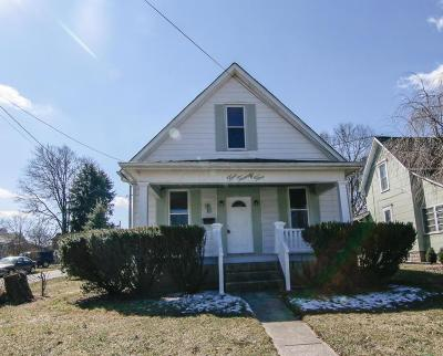 Union County Single Family Home For Sale: 525 E 4th Street