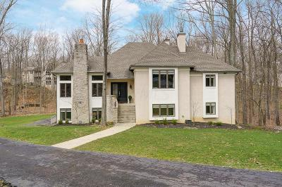 Lewis Center Single Family Home Contingent Finance And Inspect: 3689 Nicoya Court