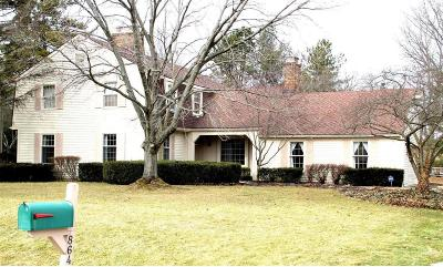 Columbus Single Family Home For Sale: 864 Northbridge Lane