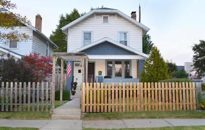 Columbus Single Family Home For Sale: 416 Southwood Avenue