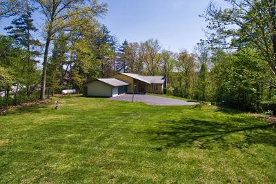 Delaware County, Franklin County, Union County Single Family Home For Sale: 9600 Olentangy River Road