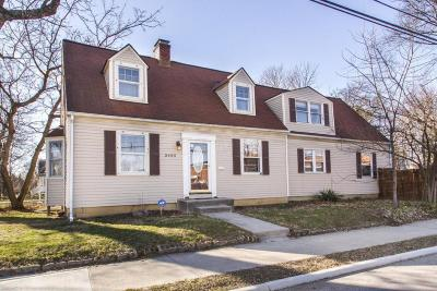 Single Family Home For Sale: 3485 Indianola Avenue
