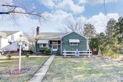 Grove City Single Family Home Contingent Finance And Inspect: 3274 Voeller Avenue