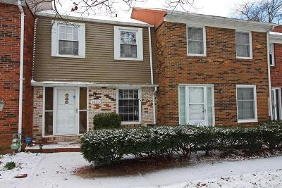 Columbus Condo Contingent Finance And Inspect: 1033 Hardesty Place E #E-5