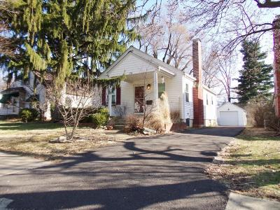 Single Family Home For Sale: 315 Wetmore Road