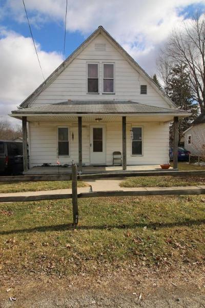 Hebron Single Family Home For Sale: 126 Newark Road