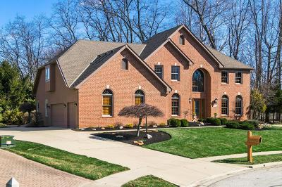 Pickerington Single Family Home Contingent Finance And Inspect: 13381 Sandover Place