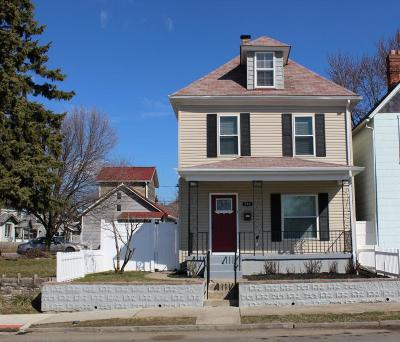 Columbus Single Family Home For Sale: 592 Stewart Avenue