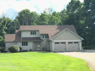 Centerburg Single Family Home For Sale: 2599 Wall Street