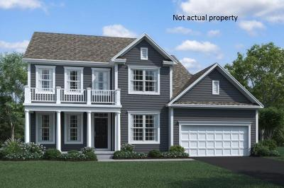 Westerville Single Family Home For Sale: 4542 Royal Birkdale Drive #Lot 7843