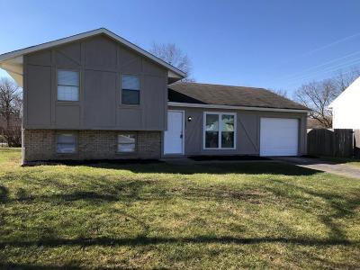 Groveport Single Family Home Contingent Finance And Inspect: 3981 Rio Grande Avenue