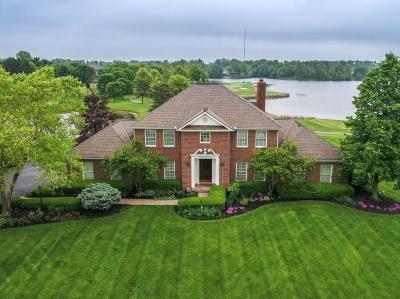 Westerville Single Family Home For Sale: 7025 Temperance Point Street