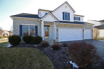 Hilliard Single Family Home Contingent Finance And Inspect: 4128 Hoffman Farms Drive