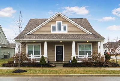 Grove City Single Family Home Contingent Finance And Inspect: 2251 Tournament Way