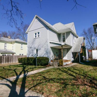 Union County Multi Family Home For Sale: 244 W 7th Street