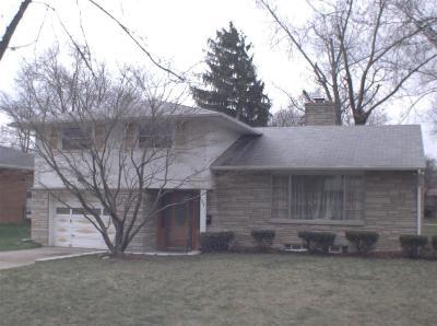 Columbus Single Family Home For Sale: 1357 Millerdale Road