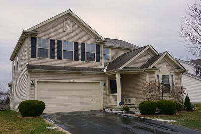 Single Family Home For Sale: 7445 Old River Drive