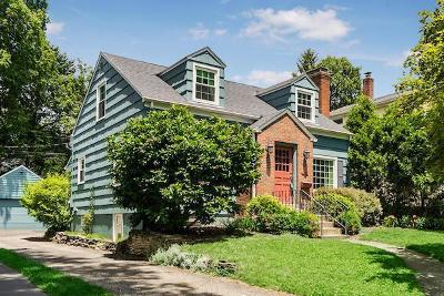 Single Family Home For Sale: 252 Winthrop Road