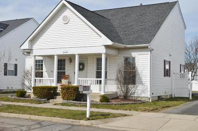 Grove City Single Family Home Contingent Finance And Inspect: 4440 Resaca Drive