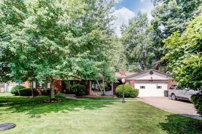 Hebron Single Family Home Contingent Finance And Inspect: 47 Oak Drive