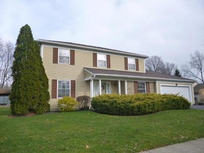 Reynoldsburg OH Single Family Home Contingent Finance And Inspect: $189,900