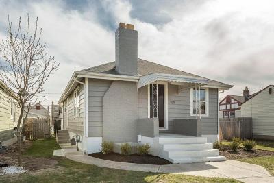 Columbus Single Family Home For Sale: 325 Frebis Avenue