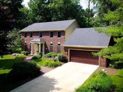 Westerville Single Family Home For Sale: 631 Brook Run Drive