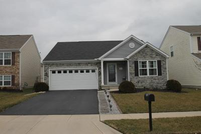 Reynoldsburg Single Family Home Contingent Finance And Inspect: 234 Spinosa Street